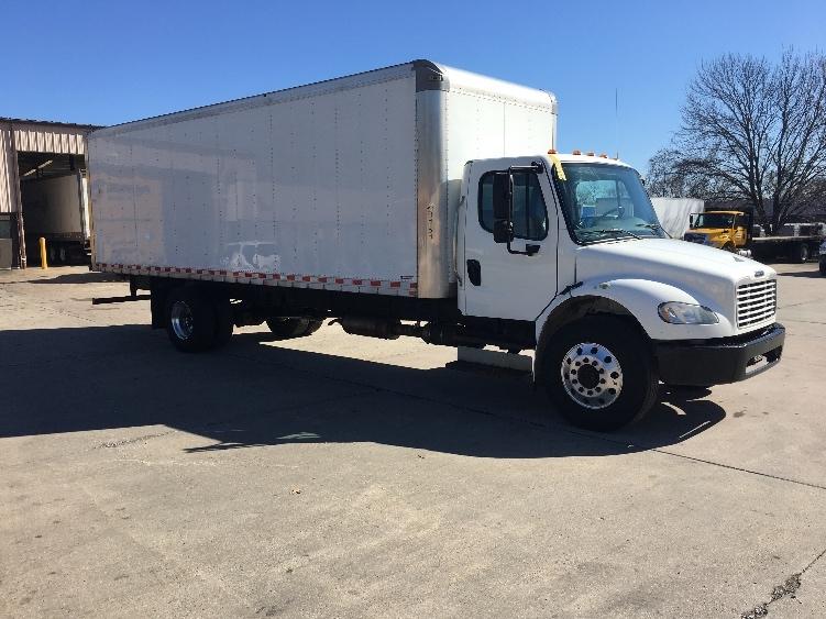 Medium Duty Box Truck-Light and Medium Duty Trucks-Freightliner-2014-M2-HARTFORD-CT-180,324 miles-$35,500