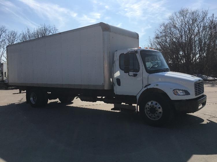 Medium Duty Box Truck-Light and Medium Duty Trucks-Freightliner-2014-M2-HARTFORD-CT-201,179 miles-$32,500