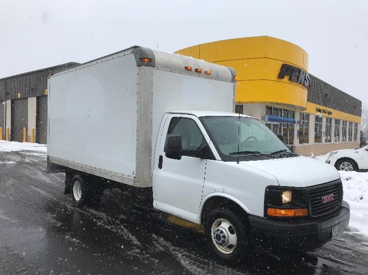 Medium Duty Box Truck-Light and Medium Duty Trucks-GMC-2014-G33803-LONDONDERRY-NH-151,117 miles-$12,750