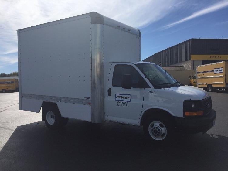 Light Duty Box Truck-Light and Medium Duty Trucks-GMC-2014-Savana G33503-GULFPORT-MS-52,816 miles-$25,500