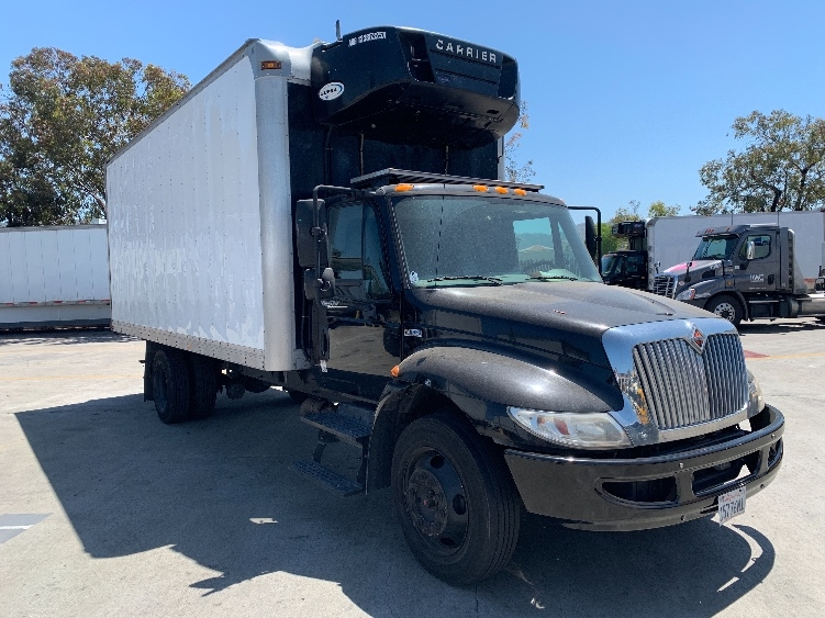 Reefer Truck-Light and Medium Duty Trucks-International-2014-4300LP-SAN MARCOS-CA-122,600 miles-$38,000