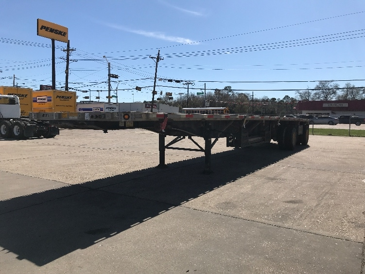 Flatbed Trailer-Semi Trailers-Utility-2014-Trailer-BEAUMONT-TX-188,242 miles-$20,500