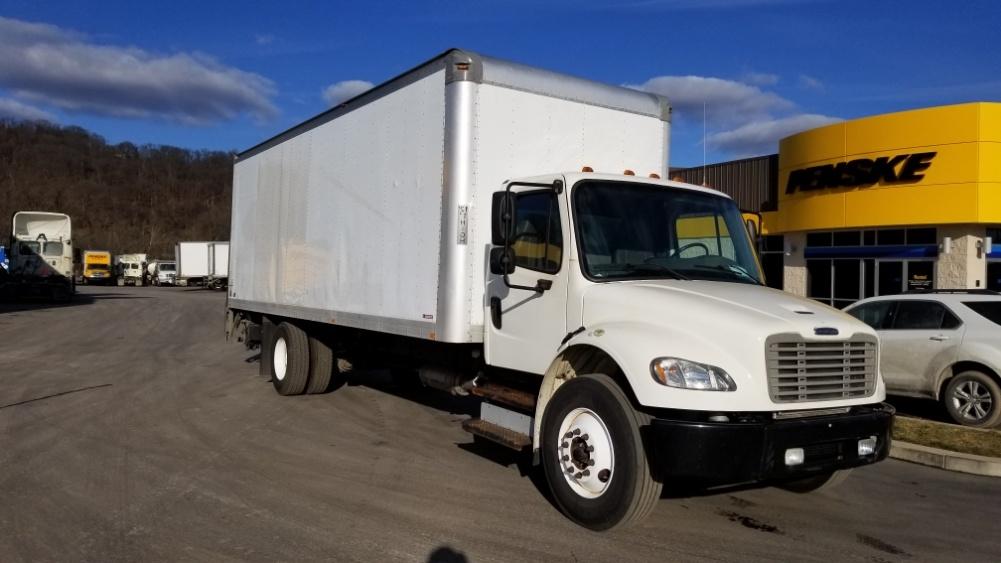 Medium Duty Box Truck-Light and Medium Duty Trucks-Freightliner-2014-M2-PITTSBURGH-PA-115,666 miles-$35,750
