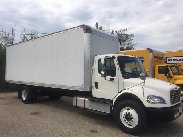 Medium Duty Box Truck-Light and Medium Duty Trucks-Freightliner-2014-M2-BALTIMORE-MD-120,470 miles-$42,000