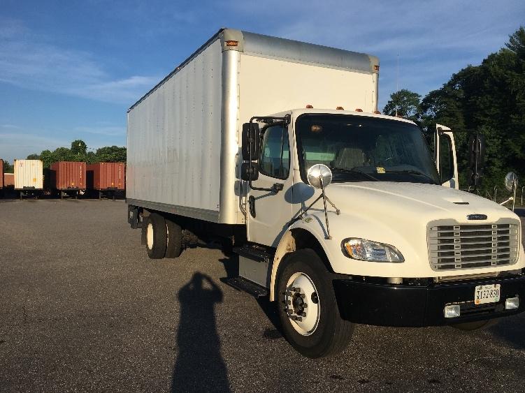 Medium Duty Box Truck-Light and Medium Duty Trucks-Freightliner-2014-M2-MARTINSVILLE-VA-81,161 miles-$47,500