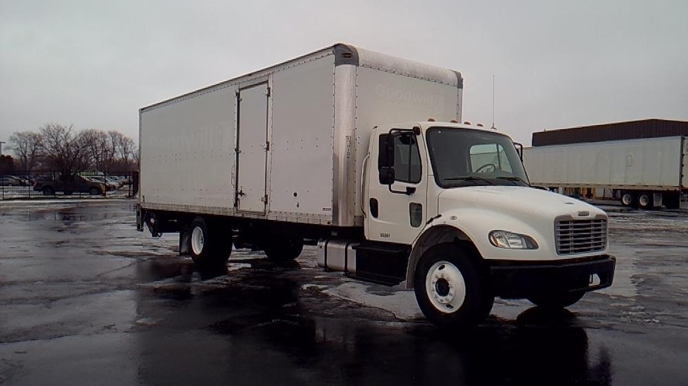 Medium Duty Box Truck-Light and Medium Duty Trucks-Freightliner-2014-M2-SOUTH BEND-IN-119,689 miles-$42,750