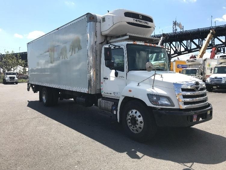 Reefer Truck-Light and Medium Duty Trucks-Hino-2014-338-SOUTH KEARNY-NJ-149,096 miles-$42,500