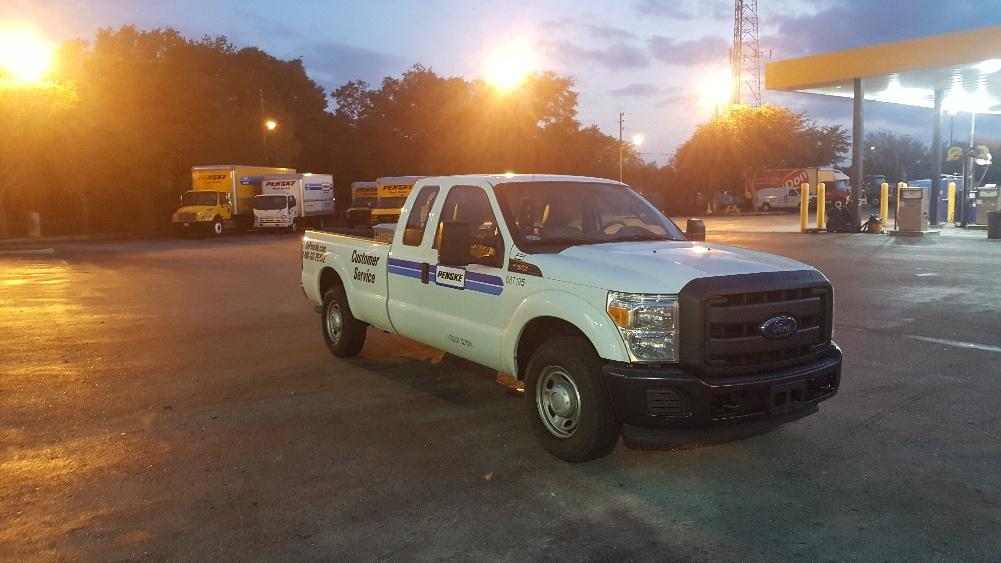 Pickup Truck-Light and Medium Duty Trucks-Ford-2014-F250-LAKELAND-FL-117,433 miles-$15,250