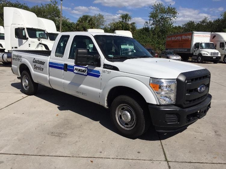 Pickup Truck-Light and Medium Duty Trucks-Ford-2014-F250-SARASOTA-FL-32,688 miles-$23,250