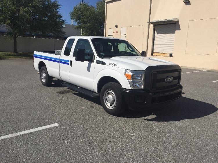Pickup Truck-Light and Medium Duty Trucks-Ford-2014-F250-TAMPA-FL-60,225 miles-$20,250