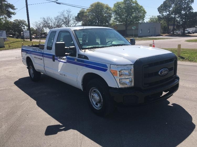 Pickup Truck-Light and Medium Duty Trucks-Ford-2014-F250-TAMPA-FL-68,823 miles-$20,250