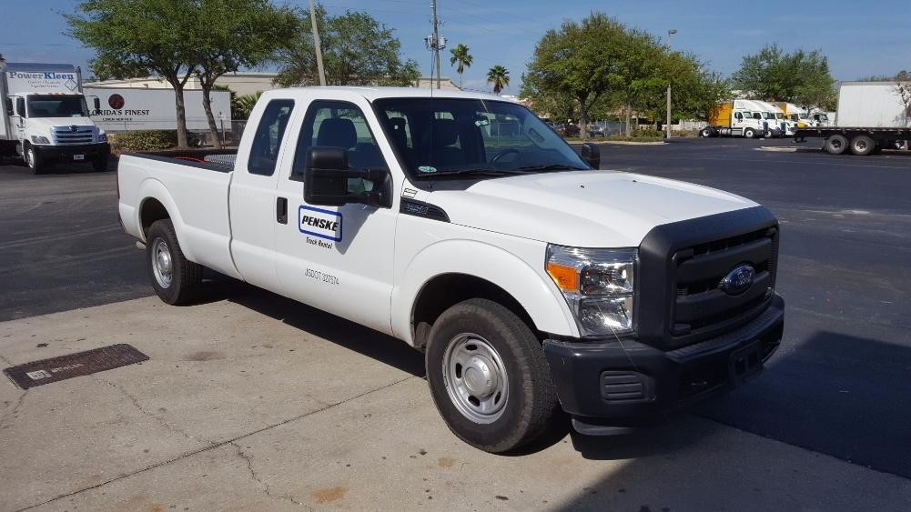 Pickup Truck-Light and Medium Duty Trucks-Ford-2014-F250-SAINT PETERSBURG-FL-37,604 miles-$21,750