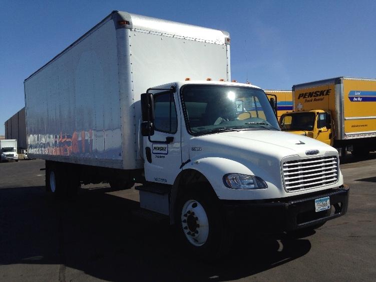 Medium Duty Box Truck-Light and Medium Duty Trucks-Freightliner-2014-M2-EAGAN-MN-95,399 miles-$46,000