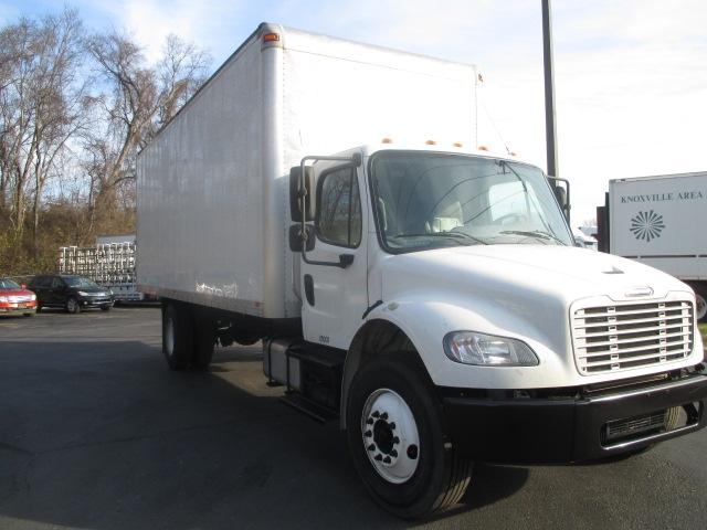 Medium Duty Box Truck-Light and Medium Duty Trucks-Freightliner-2014-M2-KNOXVILLE-TN-224,376 miles-$23,250