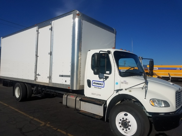 Medium Duty Box Truck-Light and Medium Duty Trucks-Freightliner-2014-M2-WEST VALLEY CITY-UT-182,569 miles-$33,750
