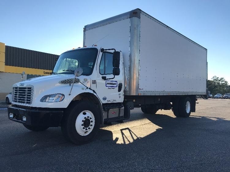 Medium Duty Box Truck-Light and Medium Duty Trucks-Freightliner-2014-M2-CHESTER-VA-104,254 miles-$44,750