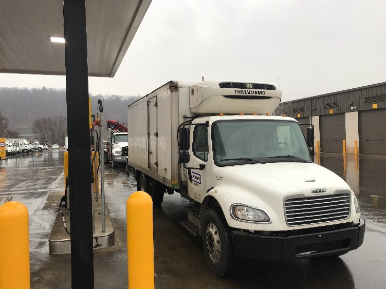 Reefer Truck-Light and Medium Duty Trucks-Freightliner-2014-M2-KING OF PRUSSIA-PA-171,116 miles-$39,500