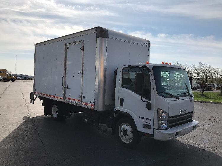 Medium Duty Box Truck-Light and Medium Duty Trucks-Isuzu-2014-NQR-WARREN-MI-216,606 miles-$26,500