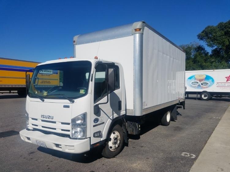 Medium Duty Box Truck-Light and Medium Duty Trucks-Isuzu-2014-NPR-NORFOLK-VA-77,309 miles-$30,750
