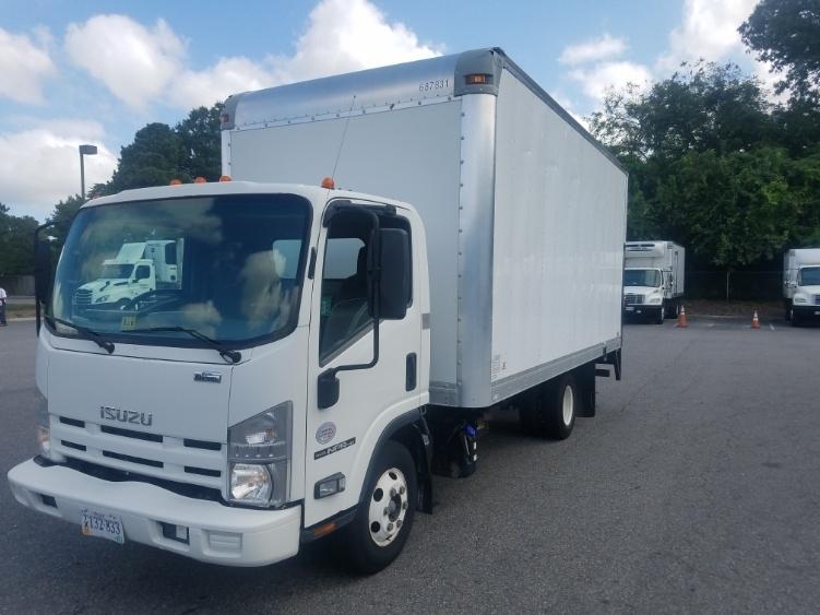 Medium Duty Box Truck-Light and Medium Duty Trucks-Isuzu-2014-NPR-NORFOLK-VA-67,940 miles-$37,500