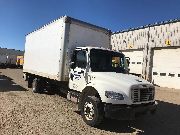 Medium Duty Box Truck-Light and Medium Duty Trucks-Freightliner-2014-M2-EDMONTON-AB-181,769 km-$50,250