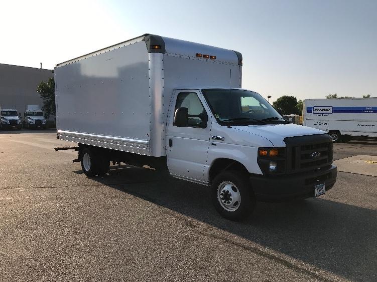 Light Duty Box Truck-Light and Medium Duty Trucks-Ford-2014-E350-EAGAN-MN-87,841 miles-$21,750