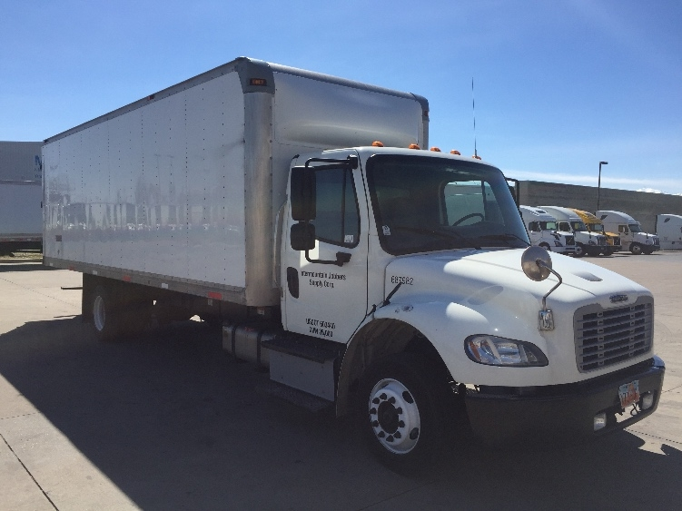 Medium Duty Box Truck-Light and Medium Duty Trucks-Freightliner-2014-M2-WEST VALLEY CITY-UT-317,832 miles-$32,750