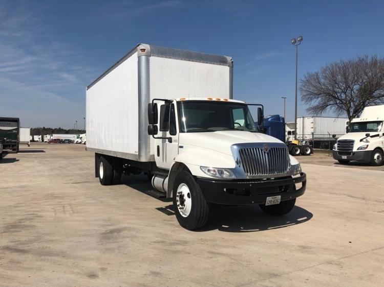 Medium Duty Box Truck-Light and Medium Duty Trucks-International-2014-4300M7-DALLAS-TX-5,218 miles-$41,000