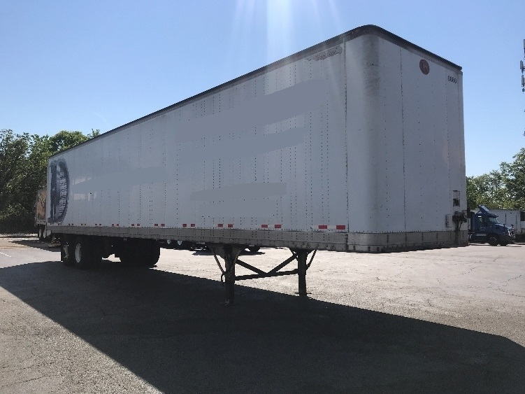 Dry Van Trailer-Semi Trailers-Great Dane-2008-Trailer-PARSIPPANY-NJ-335,487 miles-$13,000
