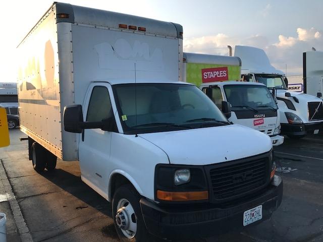 Light Duty Box Truck-Light and Medium Duty Trucks-GMC-2014-Savana G33903-KANSAS CITY-MO-132,860 miles-$20,000