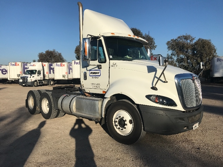 Day Cab Tractor-Heavy Duty Tractors-International-2014-ProStar-TORRANCE-CA-151,193 miles-$45,750