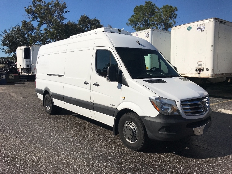 Reefer Truck-Light and Medium Duty Trucks-Freightliner-2014-Mercedes Sprinter-OCALA-FL-96,661 miles-$34,000