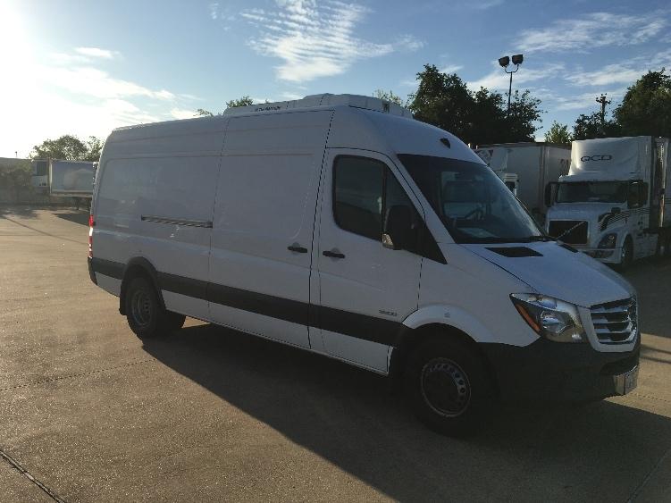Reefer Truck-Light and Medium Duty Trucks-Freightliner-2014-Mercedes Sprinter-HOUSTON-TX-59,100 miles-$42,750