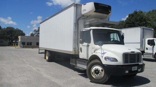 Reefer Truck-Light and Medium Duty Trucks-Freightliner-2014-M2-PENSACOLA-FL-105,830 miles-$45,250