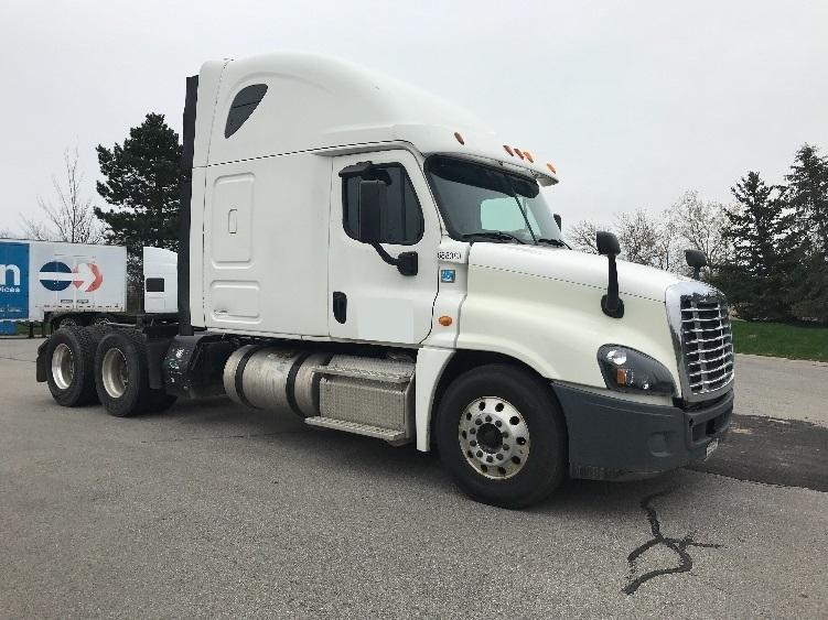 Sleeper Tractor-Heavy Duty Tractors-Freightliner-2014-Cascadia 12564ST-ROCHESTER-NY-393,639 miles-$49,750