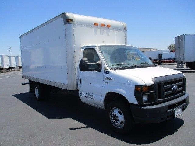 Medium Duty Box Truck-Light and Medium Duty Trucks-Ford-2014-E350-TORRANCE-CA-101,941 miles-$18,500