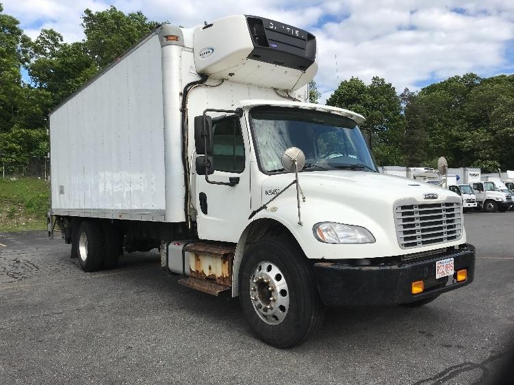 Reefer Truck-Light and Medium Duty Trucks-Freightliner-2014-M2-HUDSON-NH-297,419 miles-$28,000