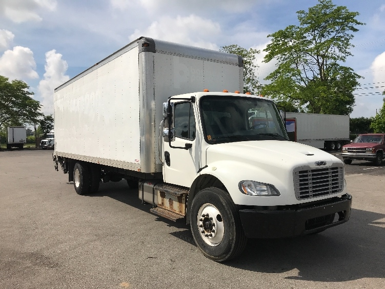 Medium Duty Box Truck-Light and Medium Duty Trucks-Freightliner-2014-M2-LEXINGTON-KY-206,321 miles-$24,000
