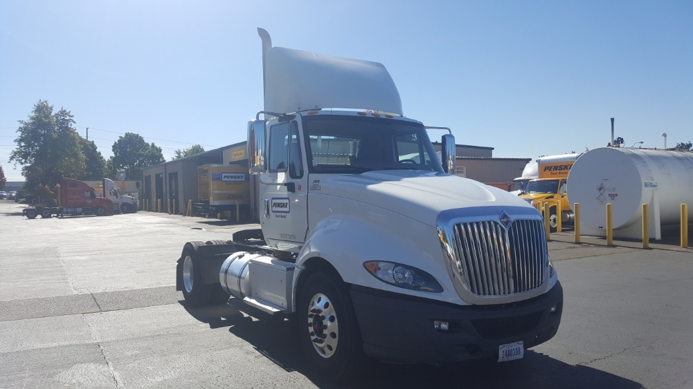 Day Cab Tractor-Heavy Duty Tractors-International-2015-ProStar-WILSONVILLE-OR-221,355 miles-$60,750