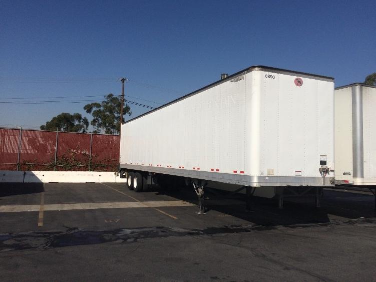Dry Van Trailer-Semi Trailers-Great Dane-2008-Trailer-MONTEBELLO-CA-98,866 miles-$14,750