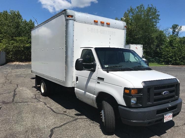 Light Duty Box Truck-Light and Medium Duty Trucks-Ford-2014-E350-FITCHBURG-MA-96,513 miles-$18,500