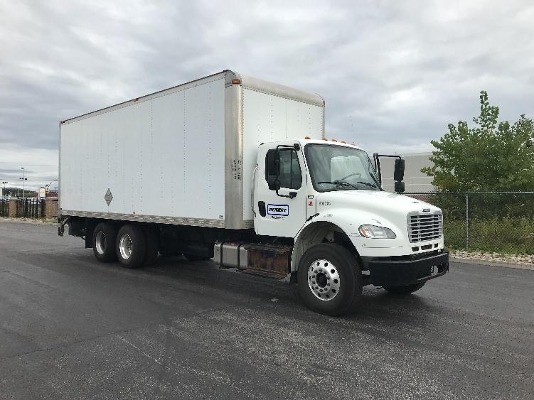 Medium Duty Box Truck-Light and Medium Duty Trucks-Freightliner-2014-M2-SAINT LAURENT-PQ-193,084 km-$54,250