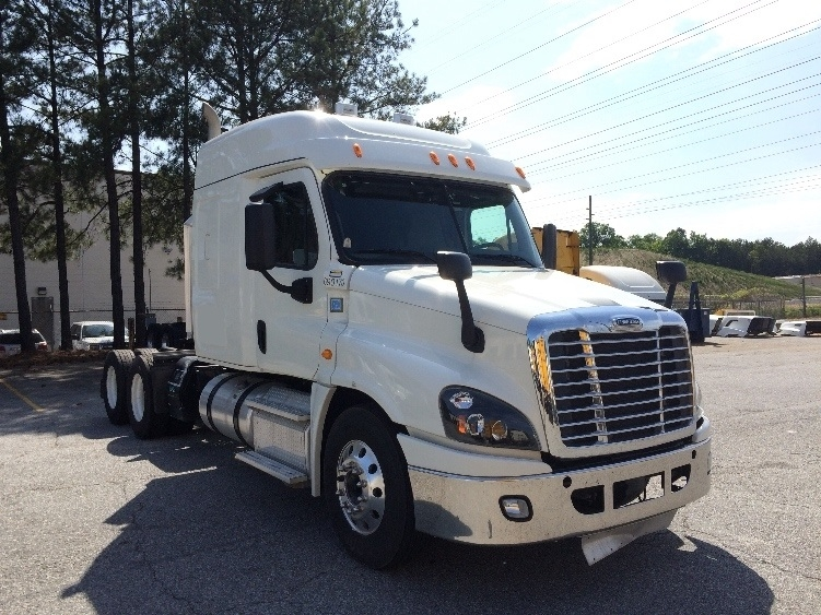 Sleeper Tractor-Heavy Duty Tractors-Freightliner-2014-Cascadia 12564ST-OBETZ-OH-447,382 miles-$46,500