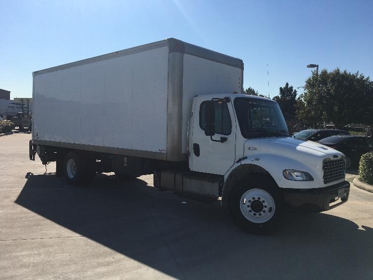 Medium Duty Box Truck-Light and Medium Duty Trucks-Freightliner-2014-M2-HOUSTON-TX-84,590 miles-$46,250