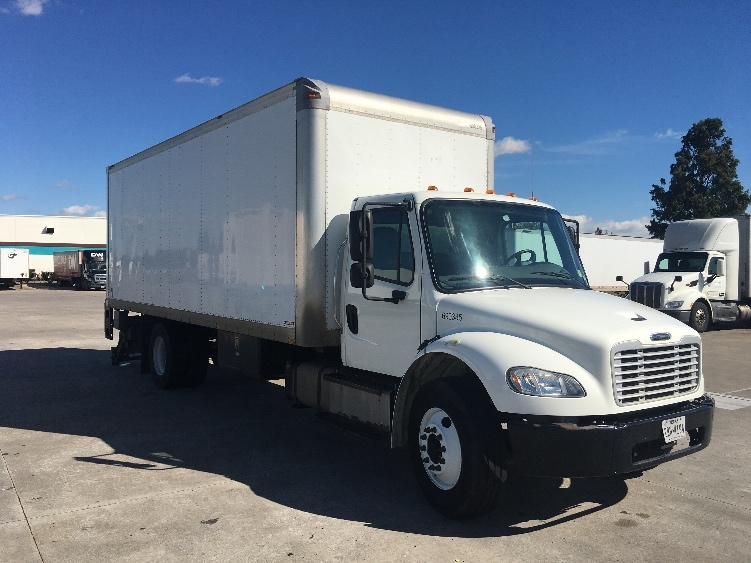 Medium Duty Box Truck-Light and Medium Duty Trucks-Freightliner-2014-M2-HOUSTON-TX-58,538 miles-$48,500