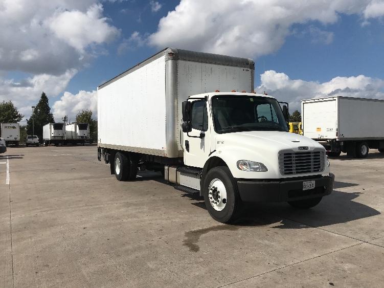 Medium Duty Box Truck-Light and Medium Duty Trucks-Freightliner-2014-M2-HOUSTON-TX-98,955 miles-$45,250
