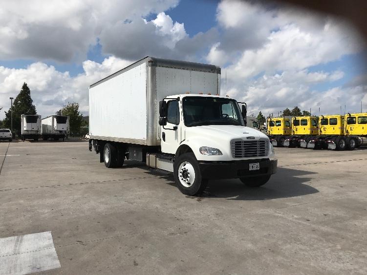 Medium Duty Box Truck-Light and Medium Duty Trucks-Freightliner-2014-M2-HOUSTON-TX-56,340 miles-$48,500