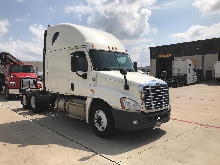 Sleeper Tractor-Heavy Duty Tractors-Freightliner-2014-Cascadia 12564ST-HOUSTON-TX-317,642 miles-$41,750