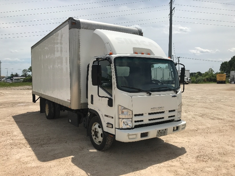 Medium Duty Box Truck-Light and Medium Duty Trucks-Isuzu-2014-NQR-FOND DU LAC-WI-114,687 miles-$26,500