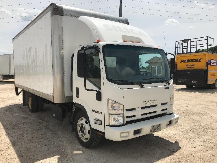 Medium Duty Box Truck-Light and Medium Duty Trucks-Isuzu-2014-NQR-FOND DU LAC-WI-184,130 miles-$21,500